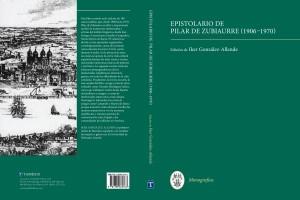 Nuevo libro sobre Pilar de Zubiaurre