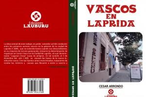 "César Arrondo publica ""Vascos en Laprida"""