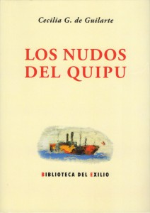 """Los  nudos  del  quipú""  liburuari  buruzko  iruzkina"