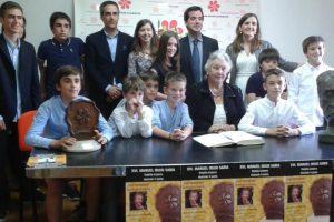Arantza Amezaga, premio Manuel de Irujo