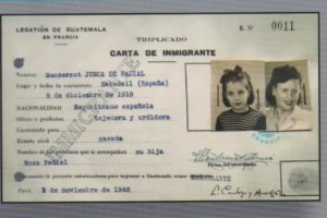 Erbesteratuak  Guatemalan